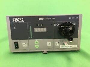 Karl Storz Scb Xenon 300 Light Source 20133120