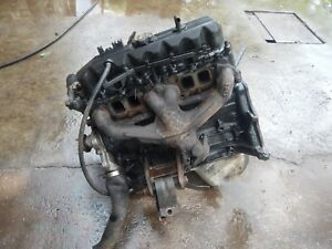 Jeep Wrangler Yj Tj 91 02 4 Cyl 2 5 Motor Engine Free Shipping