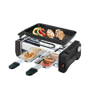 Household Multifunctional Bbq Grill Electric Oven With Barbecue Grid Double Laye