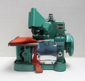 Yamata Gn1 113 Overlock Serger 3 thread Portable Sewing Machine Head Only