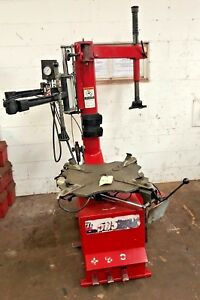 Hunter Tcx505 Rim Clamp Tire Machine Changer 82