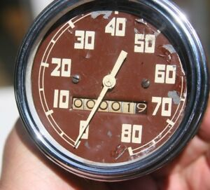 55 59 Gmc Vintage Ac Truck Electric Electronic Speedometer Rare