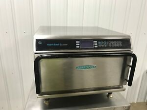 Turbochef Hhb2 High H Batch 2 Convection Oven