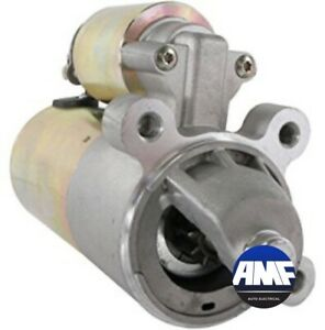 New Starter Motor For Ford Focus Mercury Crown Victoria Mystique 3261