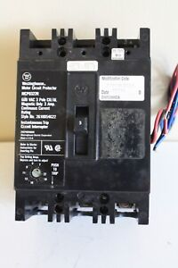Westinghouse Mcp0322r Circuit Breaker W Auxilliary Switch