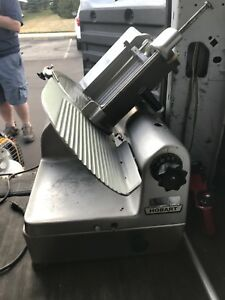 Hobart 12 Commercial Meat Slicer
