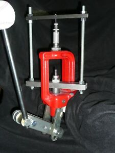 BTSniper bullet swage Auto Eject System for Lee Classic Cast reloading press $235.00