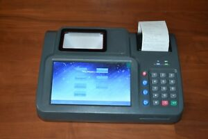 Tps550 All in one Desktop Pos With Fiscal System Tested Working