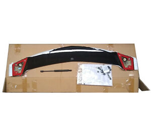 Fits 2008 2009 2010 2011 2012 2013 Cadillac Cts Gm Rear Spoiler Black 19157099