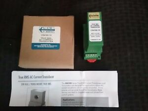 Cr Magnetics Cr4180 15 True Rms Ac Current Transducer nib