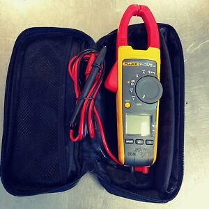 Fluke 374 True rms Ac dc Clamp Meter With Iflex