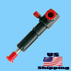 Yanmar Diesel Fuel Injector For 714871 53100 L100ee Left Port Return 4 1 8 Long