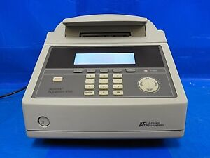 Abi 9700 Gold 96 well Pcr Cycler