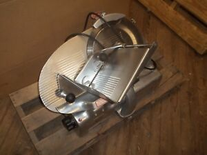 Berkel Model 808 Meat Slicer