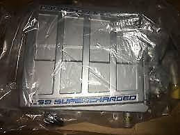 Brand New Chevrolet Performance Parts Ls9 Supercharger And Intercooler Kit