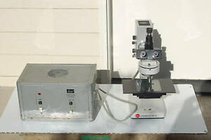 Leitz Leica Laborlux 12hl Microscope Xenon Light Guar