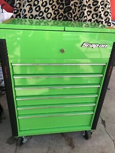 Snap On Tool Box