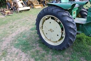 John Deere Tractor 2010 3010 13 9 36 Spin Out Rims And Tires Farmerjohnsparts