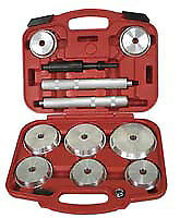 Lisle Corporation 59400 Pinion Bearing Race Driver Set