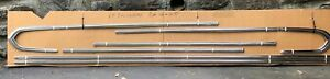 1964 Plymouth Belvedere 2 Door Side Moulding Complete Set Exc