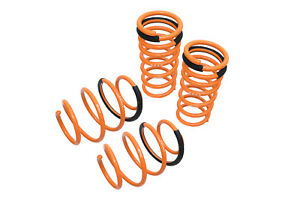 Megan Racing Lowering Performance Coil Springs For 09 14 Nissan Maxima