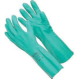 Ansell Sol vex Unsupported Nitrile Gloves M 15 Mil 1 pair Lot Of 12