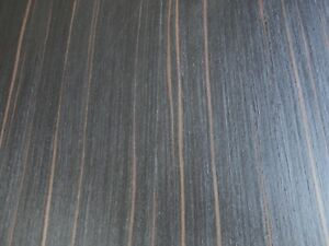 Macassar Ebony 616 Composite Wood Veneer 48 X 24 On Paper Backer 1 40 Thick