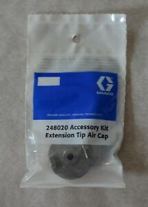 Graco 248020 Accessory Kit Extension Tip Air Cap
