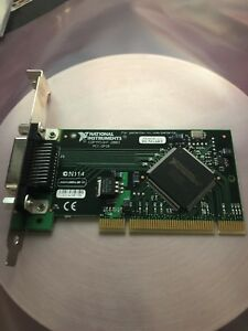 Ni Pci gpib Gpib Controller 188513b National Instruments tested