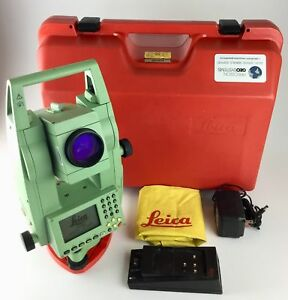 Leica Tcr705 5 Reflectorless Total Station We Export