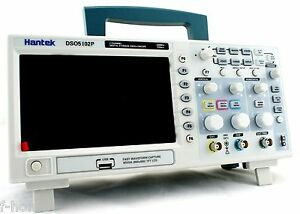 Hantek Dso5102p Digital Oscilloscope 100mhz 1ghz 7 Tft Compared Tek Tds2012