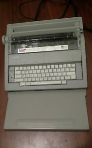Vintage Brother Correctronic Gx 7500 Electronic Typewriter