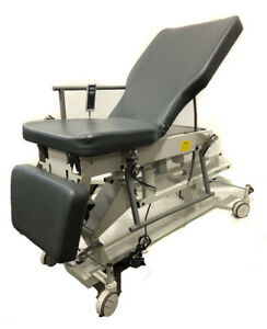 Biodex Ultra Pro Ultrasound Table 056 694 With Stirrups