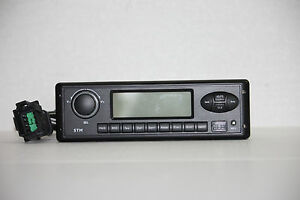 24 Volt Radio For Caterpillar Excavator Grader Dozer Loader Am fm wb usb aux In