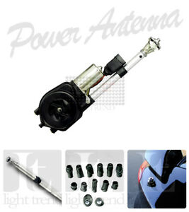 Fit Honda Auto Radio Power Antenna Mast Motor Tooth Core Cable Aerial Kit