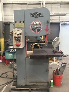 Doall Model 2013 Contour Band Saw