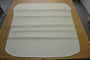 1968 68 Chevelle 2 Door 5 Bow Off White Headliner Usa Made Top Quality