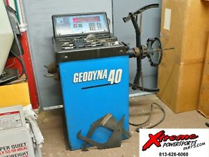 Hoffman Geodyna 40 Professional Wheel Rim Tire Balance Machine