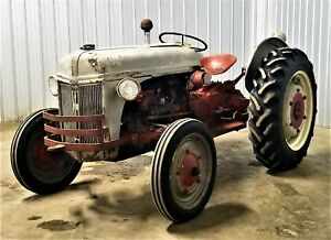 Ford 2n Gas Tractor 23 Hp Ie 9n 8n Gasoline Tractors