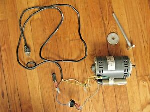 Motor With Mixer Attachment 1 4 Hp