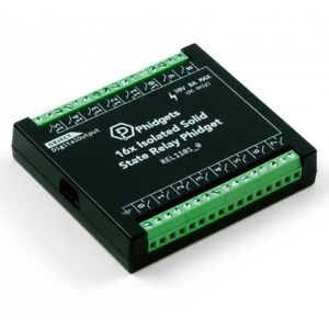 Phidget Vint 16 Isolated Solid State Relay Module