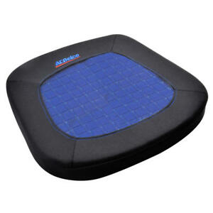 Acdelco Cooling Gel Coccyx Pillow Seat Cushion For Car Chair Home Office Travel