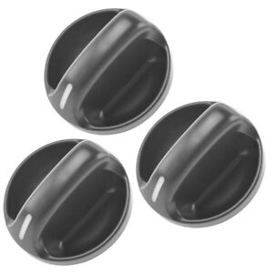 Black Lot Of 3 Heater A C And Fan Control Knobs Fits Toyota Tundra 559050c010 Us
