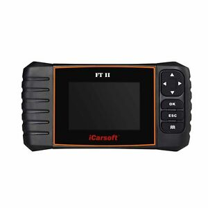 Icarsoft Ft Ii Ft2 Fiat And Alfa Romeo Professional Obdii Diagnostic Scan Tool