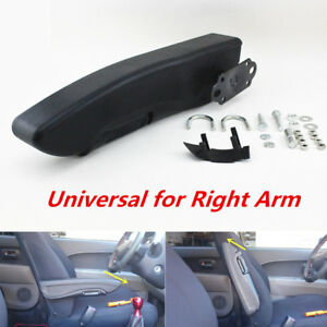 Universal Car Truck Right Armrest Arm Console Support Custom Clamp Drilling Fit
