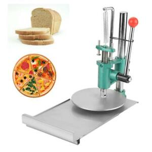 Manual Dough Press Machine Dough Roller Sheeter For Making Pizza Pastry