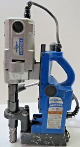 Hougen Hmd904 Portable Magnetic Drill W 1 2 Chuck
