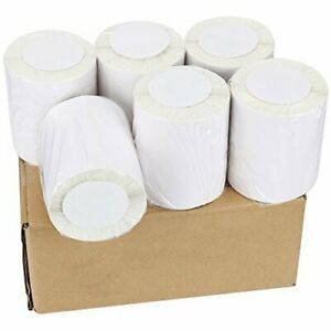 2 40 Rolls 250 Per roll Direct Thermal Shipping Address Label For Zebra Printer