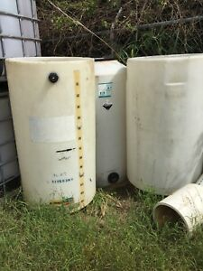 Rain Collection Cylinder Water Liquid Tank