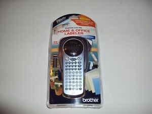 Brother P touch Home Office Labeler Pt 1000bm Label Makers New